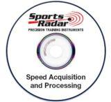 Sports Radar Radar Gun Speed Acquisition Software SR-PC-01